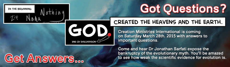 Does God exist? Join us and get some answers...